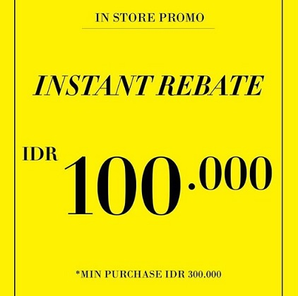 Instant Rebate Rp 100.000 from Eprise