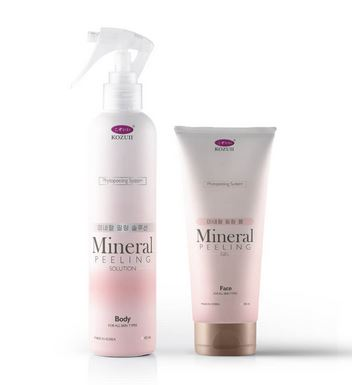 Mineral Peeling Promotion at Jaco TV