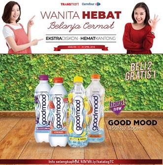 Buy 2 Get 1 Free Good Mood at Transmart Carrefour</h3>