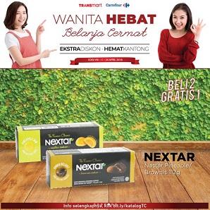 Buy 2 Get 1 Free Nextar at Transmart Carrefour</h3>