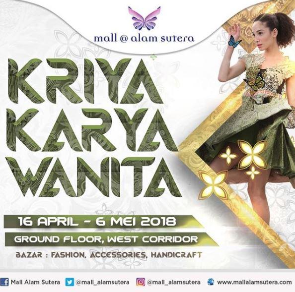 Kriya Karya Wanita at Mall @ Alam Sutera