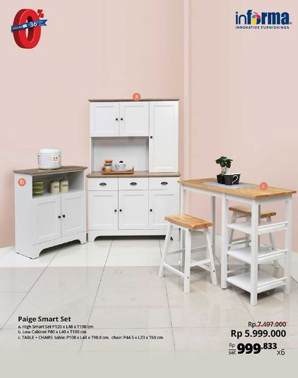 Special Price  Paige Smart Set from Informa