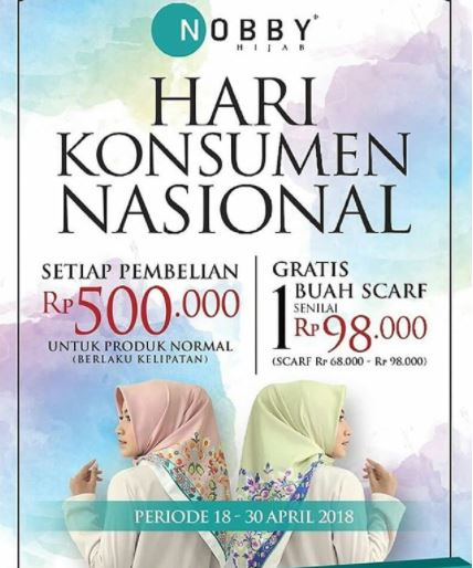 National Consumer Day Promo from Nobby