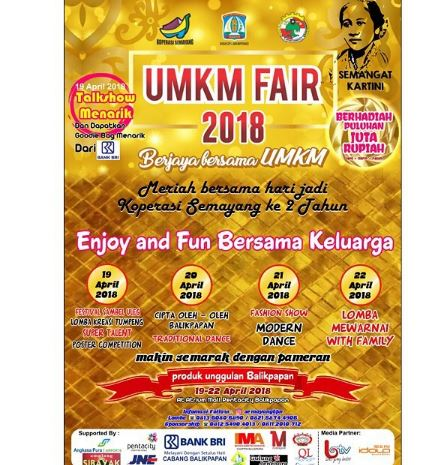 UMKM Fair 2018 at Pentacity Mall