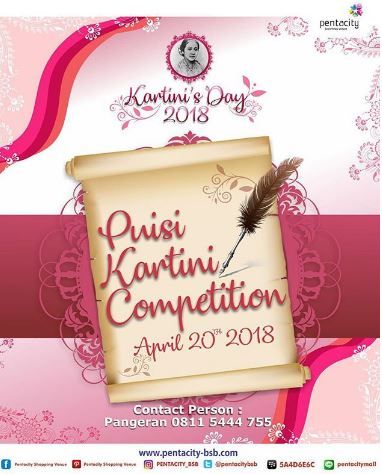 Puisi Kartini Competition at Pentacity Mall