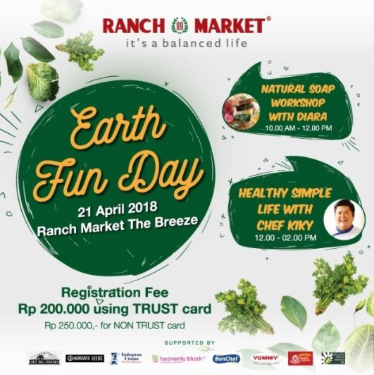 Earth Day Fun Event at Ranch Market The Breeze