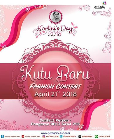 Kutu Baru Fashion Show Contest at Pentacity Mall