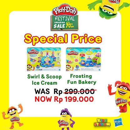 Special Price Swil & Scoop Ice Cream and Frosting Fun Bakery from Kidz Station