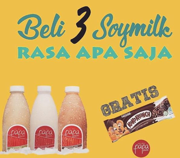 Buy 3 Get 1 Free from Papa Purin