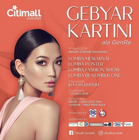 Gebyar Kartini di Gorontalo Mall