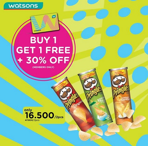 Buy 1 Get 1 Free from Watsons