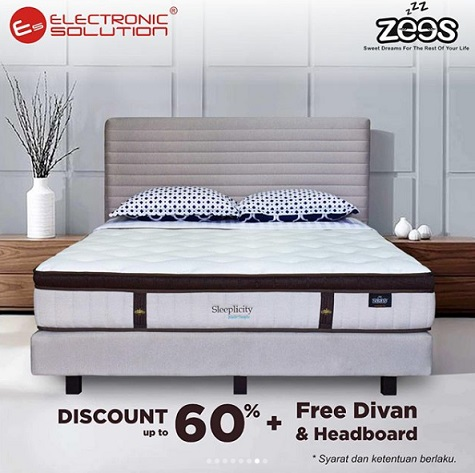 Discount 60% Zees at Electronic Solution