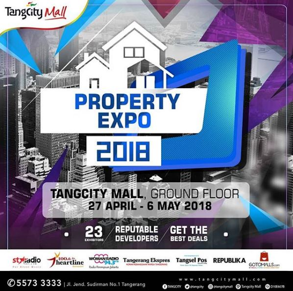 Property Expo 2018 at Tangcity Mall