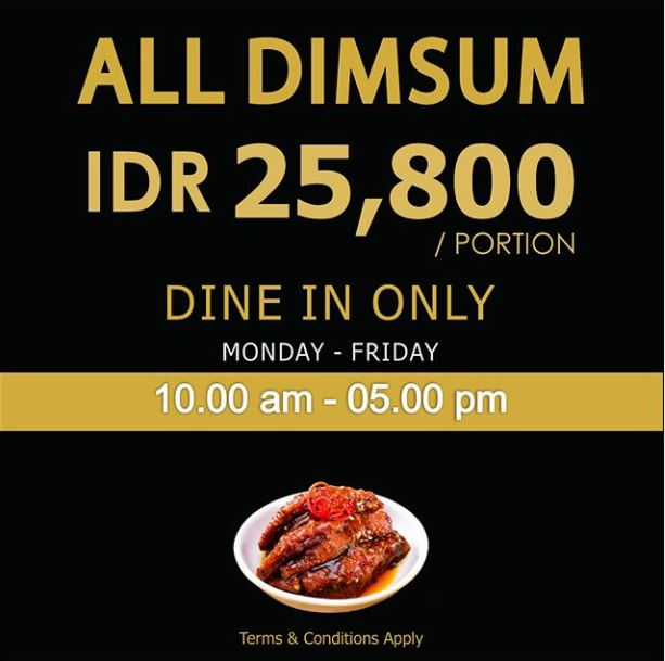 Special Prices at May Star Restaurant