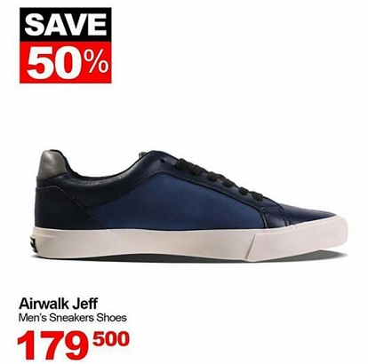 Promo Airwalk Jeff di Sports Station - Paragon Mall Semarang bc4668d0d2