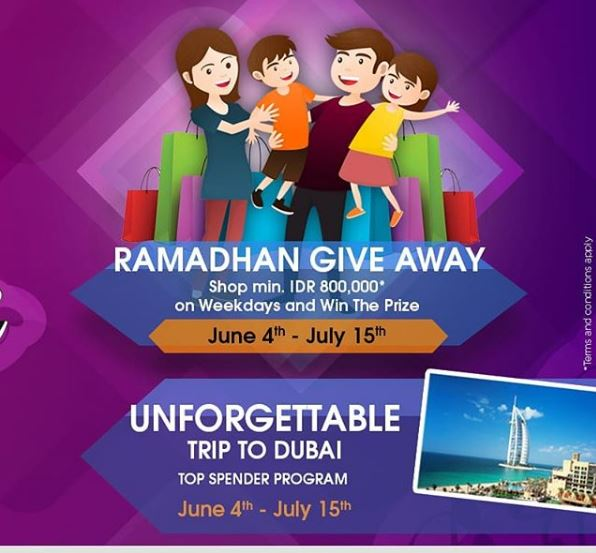 Ramadhan give away at mall alam sutera mall alam sutera ramadhan give away at mall alam sutera thecheapjerseys Image collections