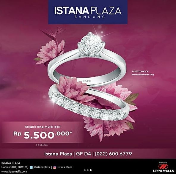 Special Price Alegria Ring Rp 5500000 From Frank Co H3