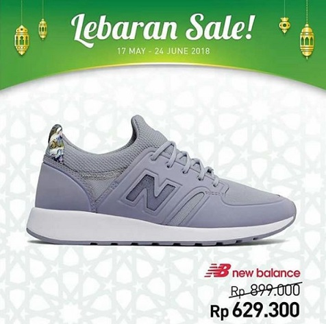 cc6712a0 New Balance Promo at Planet Sports - Grand Indonesia