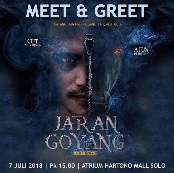 Meet greet film jaran goyang at hartono mall solo hartono mall meet greet film jaran goyang at hartono stopboris Gallery