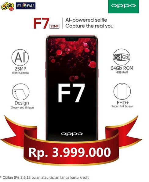 Special price oppo f7 rp 3999000 at oke shop gotomalls special price oppo f7 rp 3999000 at oke shoph3 reheart Image collections