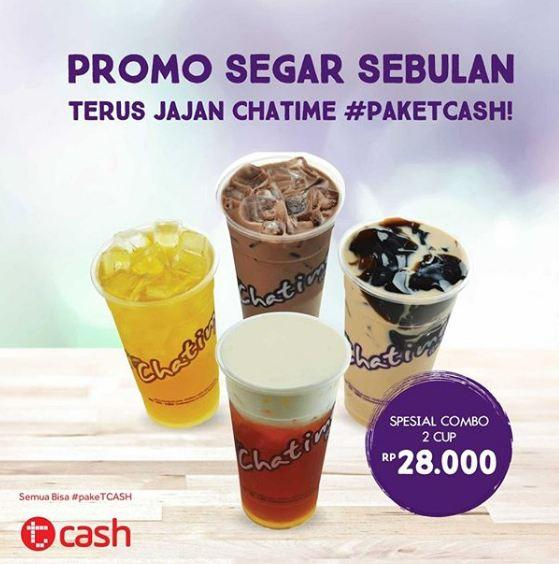 Special Promo at Chatime - Level 21 Mall