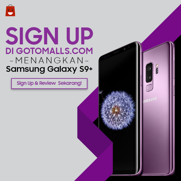 Get A Chance To Win Samsung Galaxy S9 64gb From Gotomalls Gotomalls