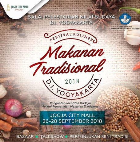 Traditional Food Festival At Jogja City Mall Gotomalls