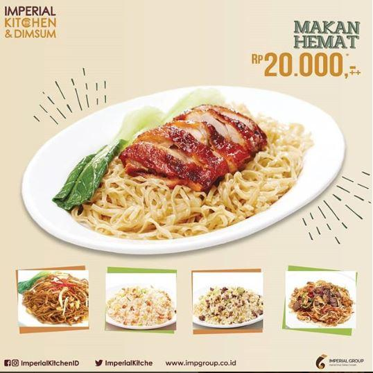 Save Eating Promo At Imperial Kitchen Dimsum Lagoon