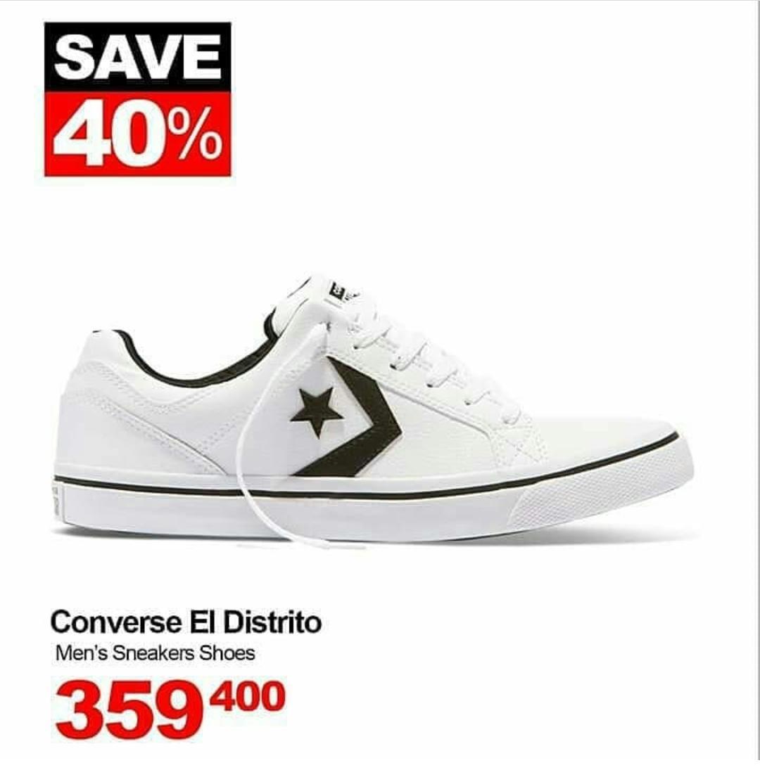696a9f01a51d1 Discount 40% Converse El Distrito at Sports Station - Mall of Indonesia