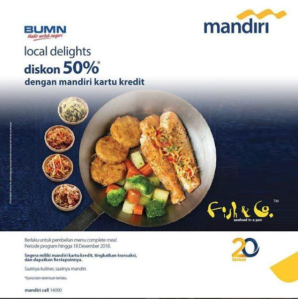 Discount 50 At Fish Co November 2018 Summarecon Mal Kelapa
