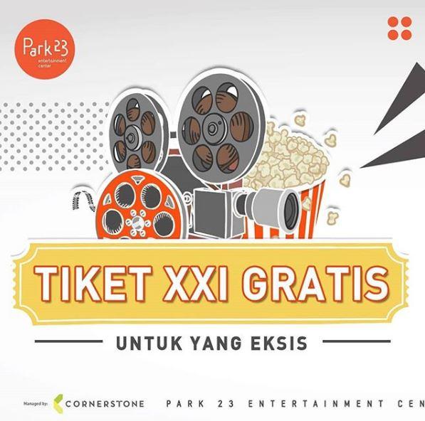 Win Xxi Ticket From Park23 Mall Gotomalls