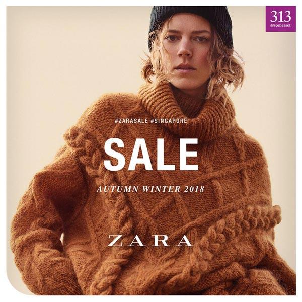 c32814d5 Autumn Winter Sale At Zara - Gotomalls