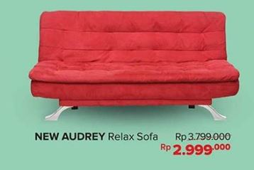 Discount 30 On New Audrey Relax Sofa From Informa Gotomalls