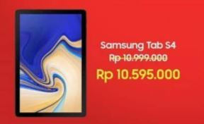 Special Price of Samsung Tab S4 from Oke Shop - Gotomalls