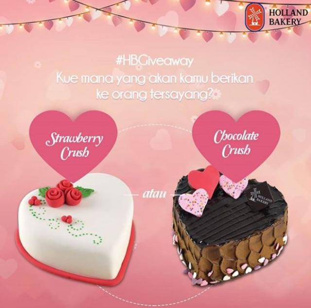 Giveaway From Holland Bakery February 2019 Bsd Plaza