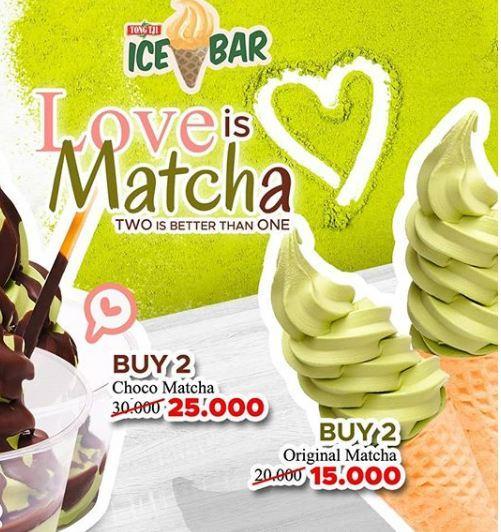 Harga Spesial Ice Cream Di Tong Tji Februari 2019 Gotomalls