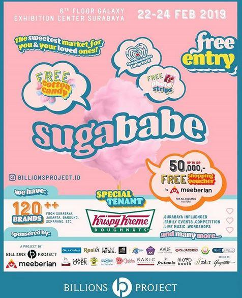 Galaxy Auto Mall >> Sugababe Billions Project Di Galaxy Mall Surabaya Gotomalls