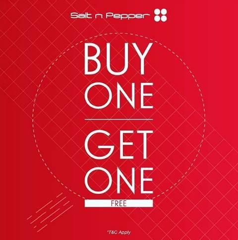 Buy 1 Get 1 Free With T C Apply Di Mal Ratu Indah April 2019 Gotomalls