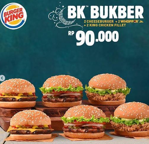 Promo 2 Cheeseburger Dan 2 Whopper Jr Di Burger King Mei 2019 Giant Bsd Tangerang