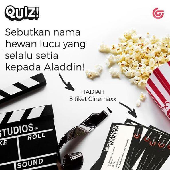 Quiz Guess The Name Of Film Characters At Matahari May 2019 Malang Town Square