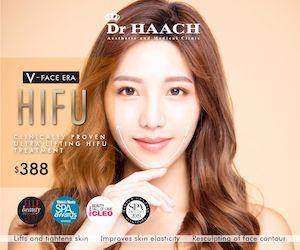 Special Price For Hifu Skin Lifting Treatment From Dr Haach