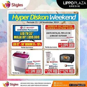 Hyper Diskon Weekend Untuk Aneka Barang Elektronik Di Hypermart November 2019 Gotomalls