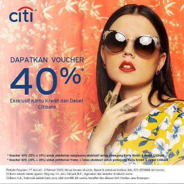 Voucher Diskon 40 Di Optik Melawai Januari 2020 Park23 Mall