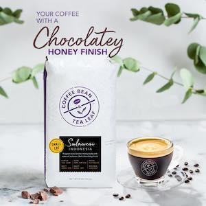 Sulawesi Indonesia Small Lot Coffee At The Coffee Bean Tea Leaf March 2020 Waterway Point
