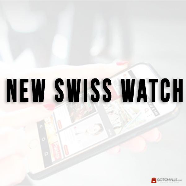 New Swiss Watch