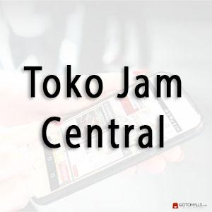 Toko Jam Central