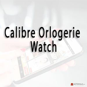 Calibre Orlogerie Watch