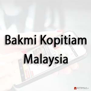 Bakmi Kopitiam Malaysia