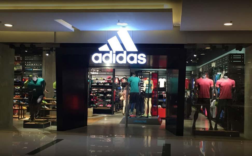 Adidas Central Park Jakarta Barat Indonesia Gotomalls