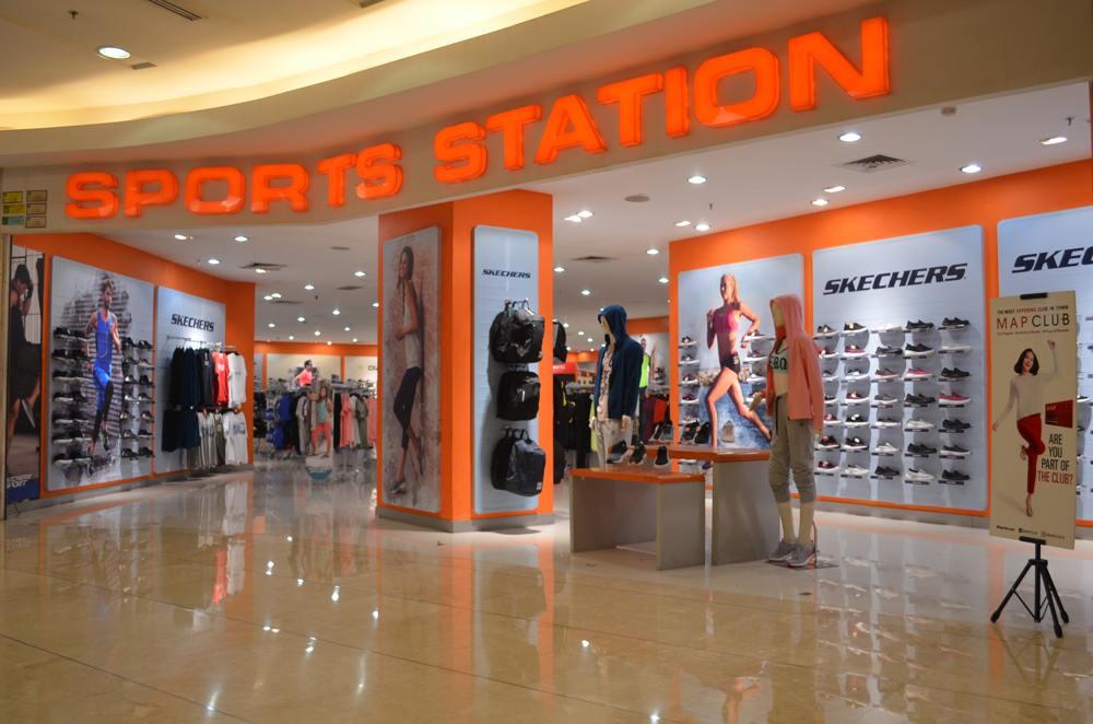 Sport Station Harga Promosi Sepatu Olahraga Terbaru Cambridge